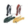 Lot de 4 électrodes pince-membre ECG 4 couleurs
