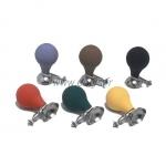 Electrodes précordiales poire ECG 6 couleurs