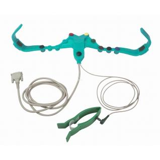 Ceinture pectorale ECG avec câble patient