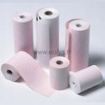 Papier millimétré en rouleau - largeur 112 mm pour ECG Eolys